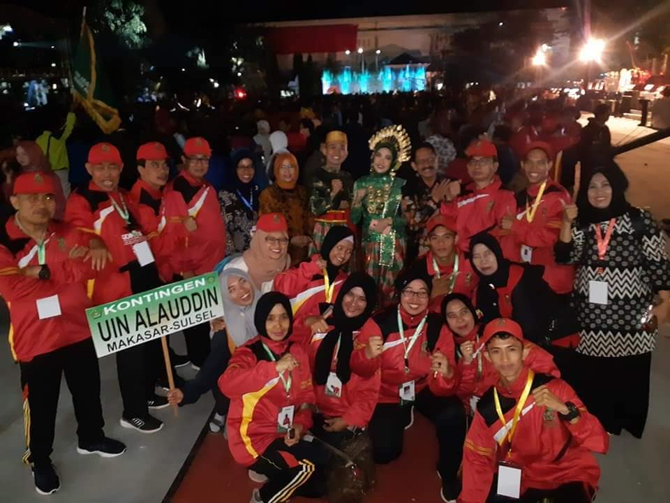 Gambar Menteri Agama Buka PIONIR IX di Malang, UIN Alauddin Target Posisi 3 Besar