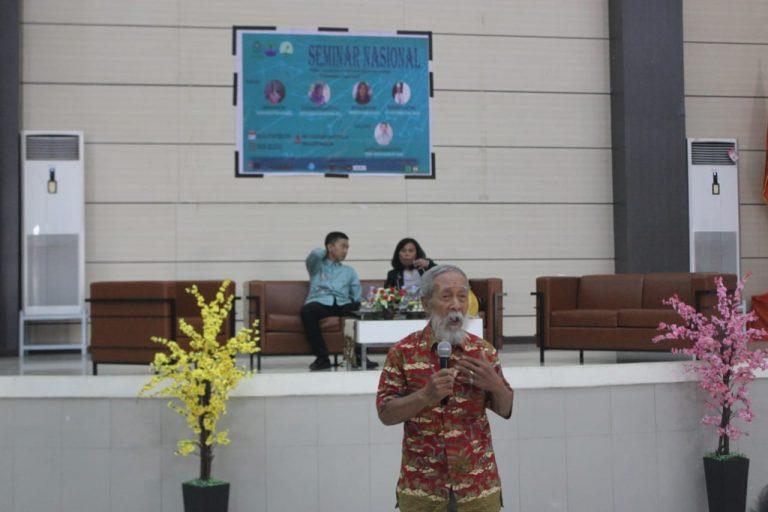 Gambar Rangkaian Bioleaf, HMJ Biologi Gelar Seminar Nasional Isu Lingkungan