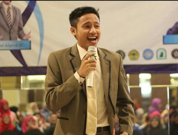 Gambar Motivator Muda, Mr Syafii Efendi akan Hadir di UIN Alaudddin