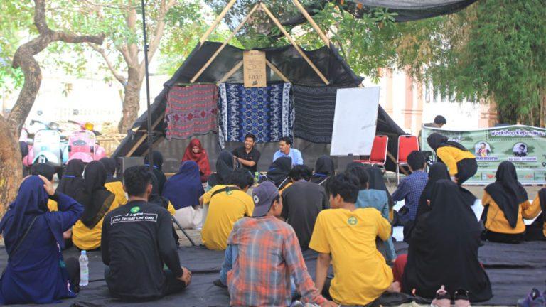 Gambar Anniversary ke-11, ECUINSA Gelar Workshop Kepenulisan