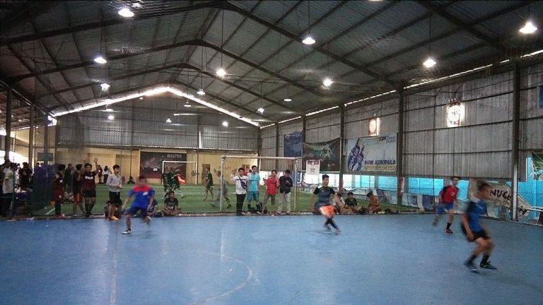 Gambar Eratkan Silaturahmi, Dema FEBI Gelar Turnamen Futsal