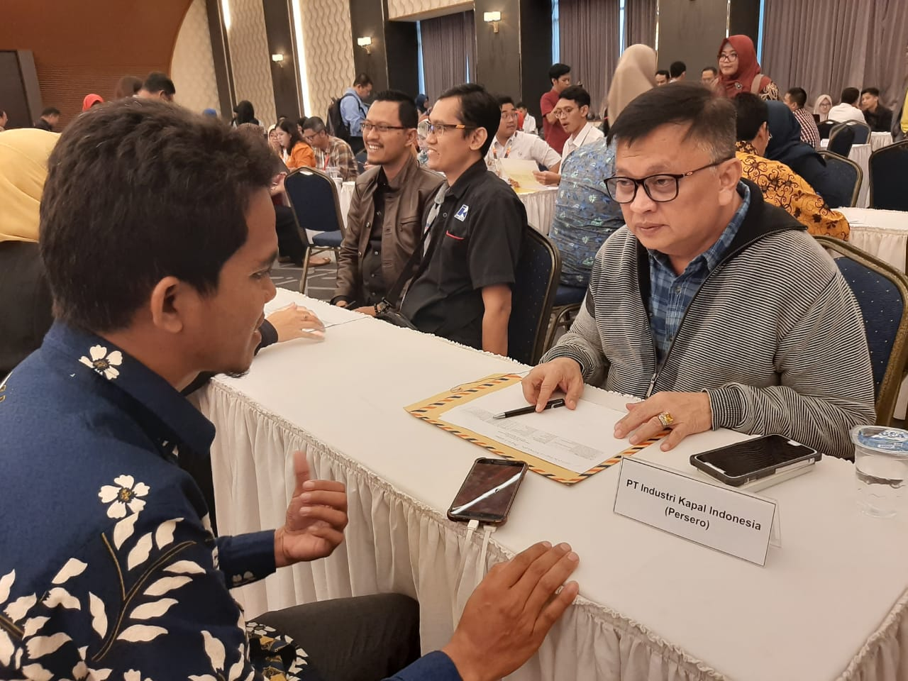 CDC UIN Alauddin Hadir Dalam Match UP PMMB Batch 1 2020