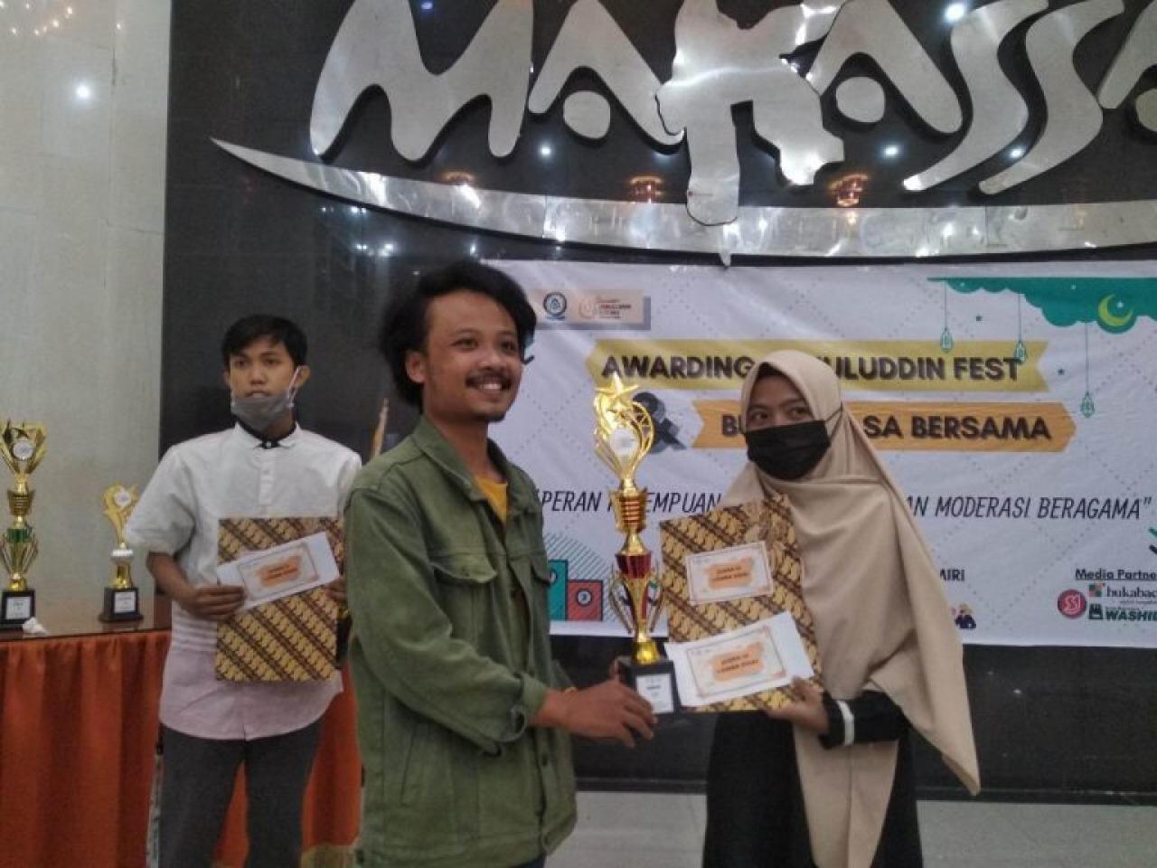 Dema FUFP Tutup Ushuluddin Fest dengan Buka Puasa Bersama