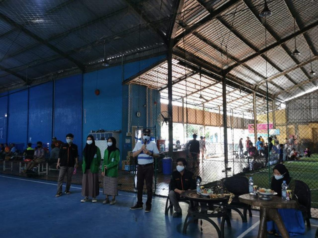 Gambar Festival Ekonomi 2021 DEMA FEBI UIN Alauddin Resmi Dibuka