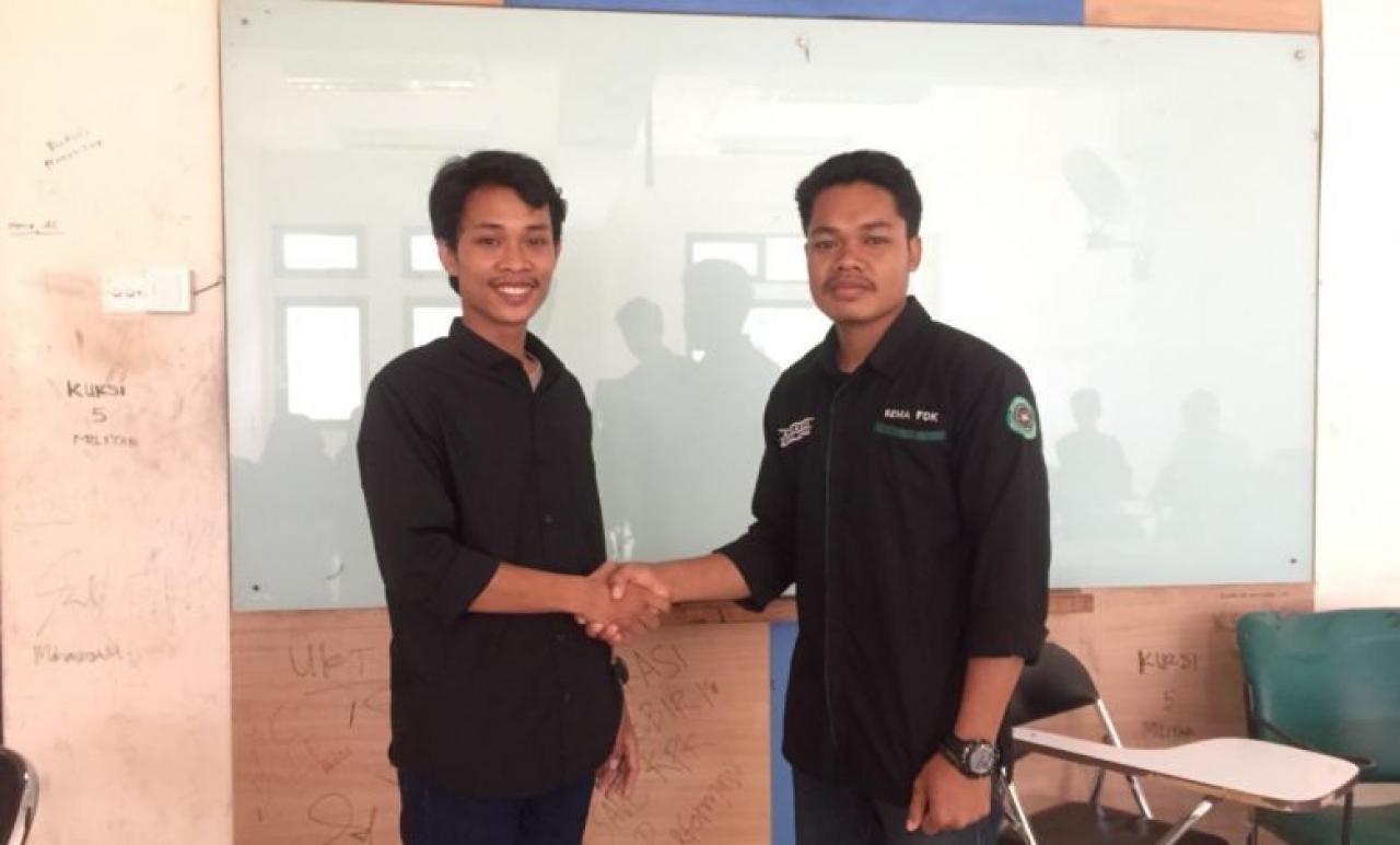 Ikhsan Bayu Aji Terpilih Ketua Sema FDK
