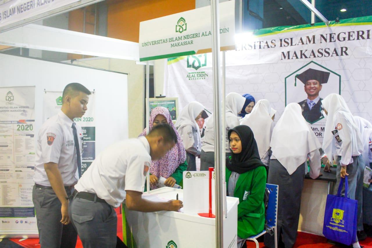Keempat Kalinya, UIN Alauddin Ikuti Sulawesi Education and Techno Expo