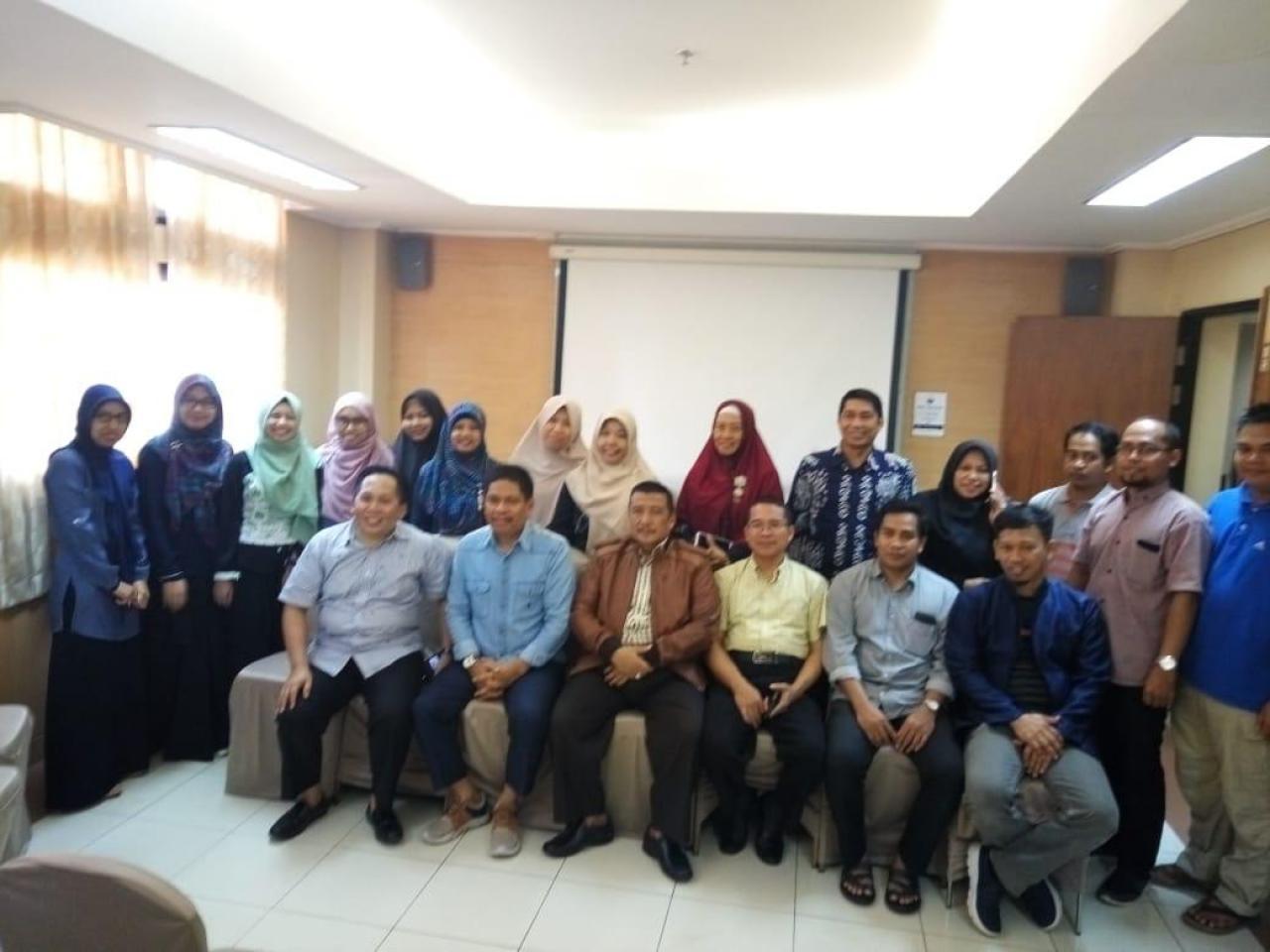 Tingkatkan Kualitas Kampus, UIN Alauddin Gelar Coaching Clinic Borang Akreditasi