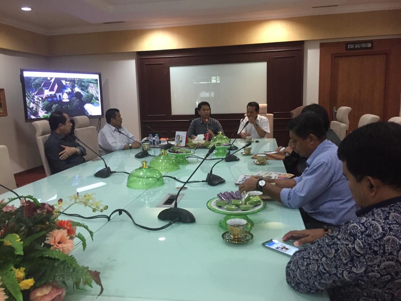 UIN Alauddin Jajaki Kerjasama dengan Komisi Informasi Sulsel