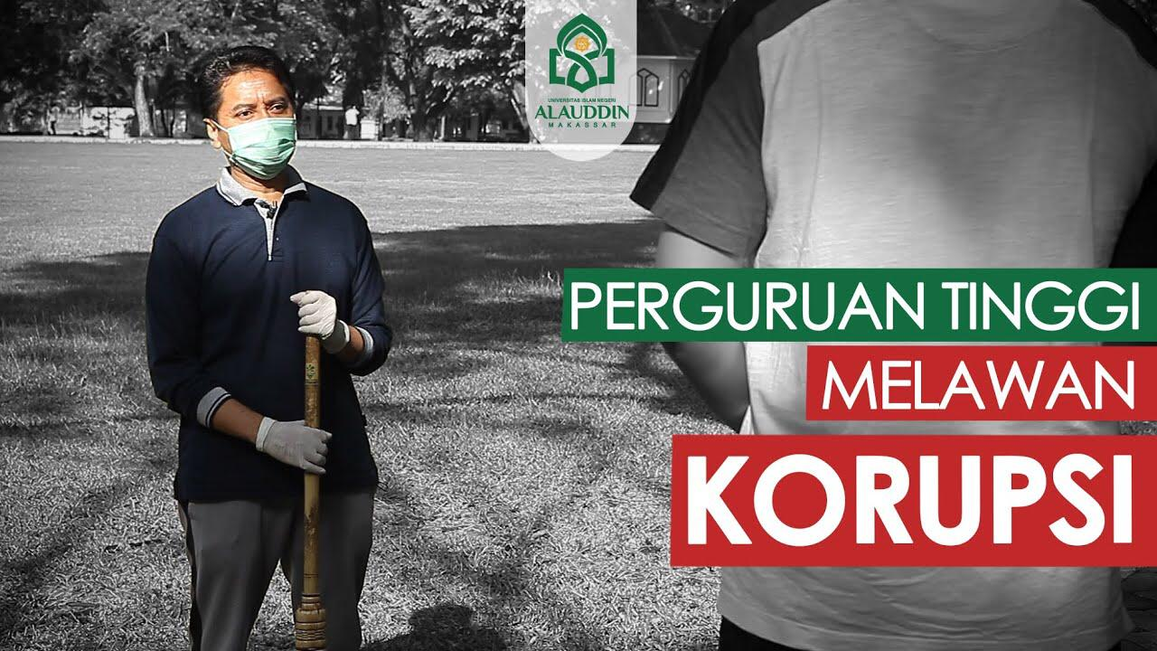 Gambar UIN Alauddin Raih Juara II Lomba Rektor/Ketua PTKN Bicara Korupsi